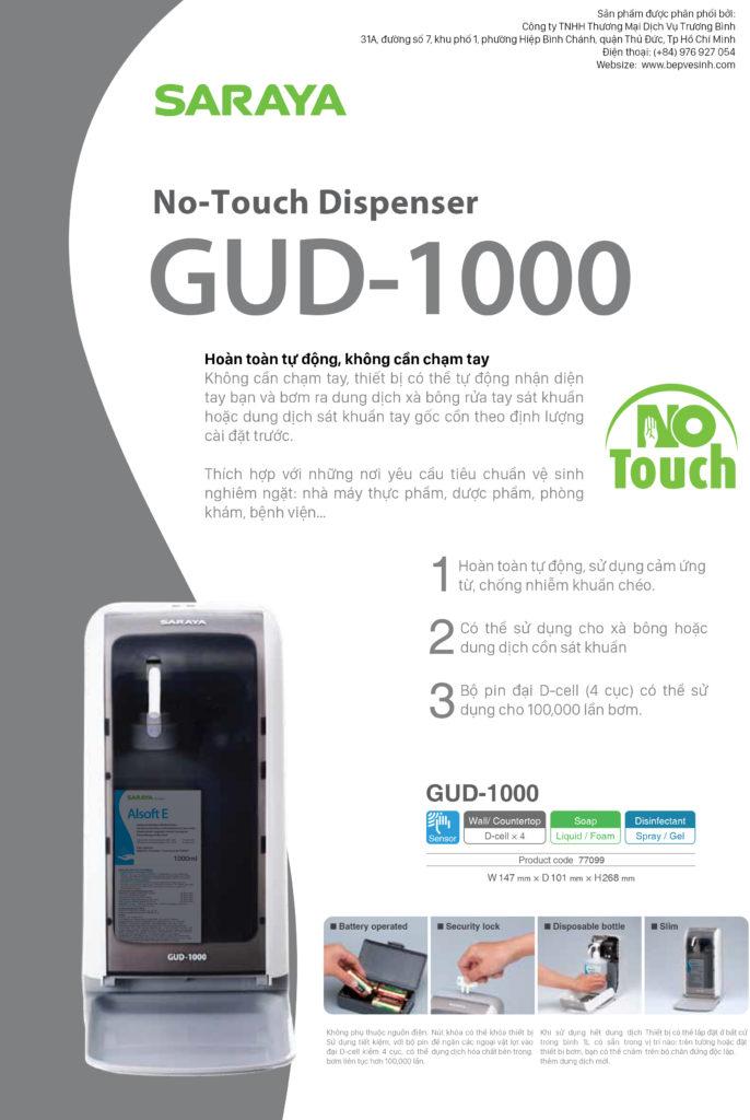 Thiết bị GUD-1000BT
